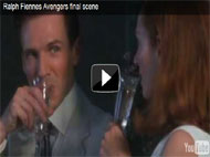 The Avengers Movie Final Scene